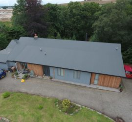 Private dwelling house, Kingswells. Completed 2013